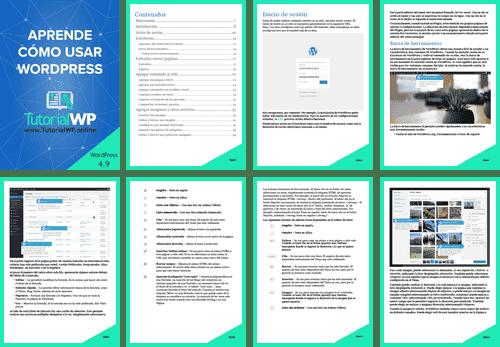 ᐅ Tutorial Wordpress 2018 2019 Pdf Gratis Mejor Guía Y Manual