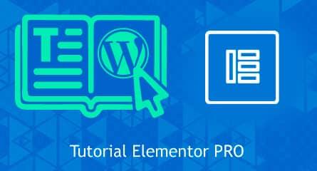 tutorial elementor pro