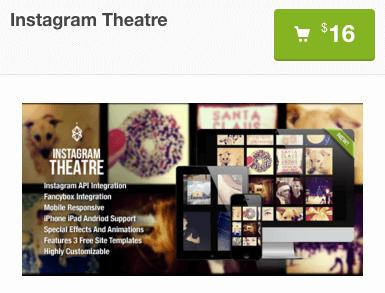 Instagram Theatre