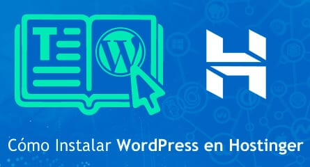 instalar wordpress en hostinger
