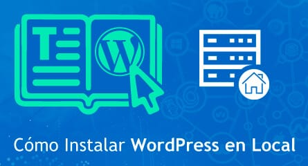 como instalar wordpress local