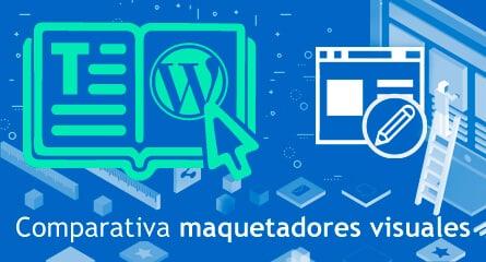 maquetador visual wordpress