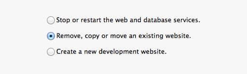cómo migrar una página web wordpress con desktopserver