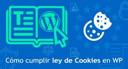 mejores plugins ley cookies wordpress