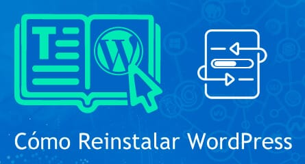 resetear reinstalar wordpress