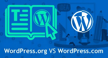 wordpress org vs wordpress com